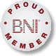 BNI Northeast Texas Proud Member